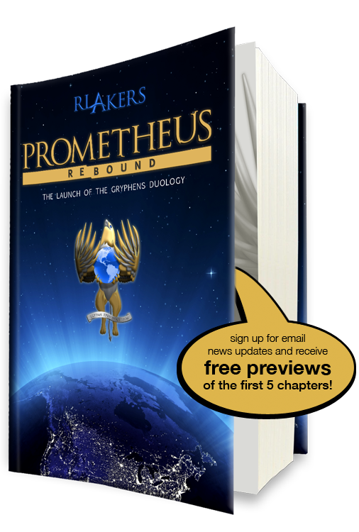 Prometheus Rebound Book Cover