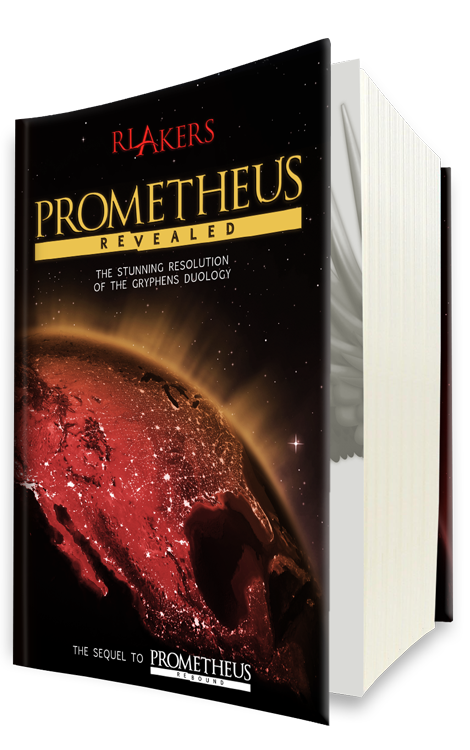 Prometheus Revealed Book Cover
