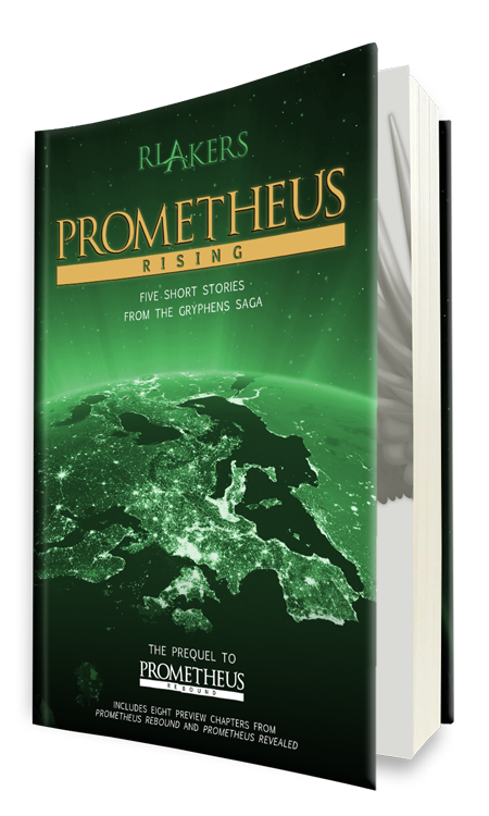 Prometheus Rising Book Cover